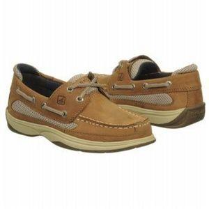 Sperry Top-sider Boys Lanyard Boat Shoe